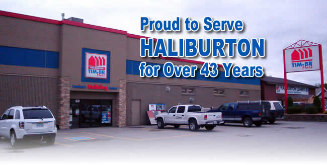 Haliburton Lumber proud to server for over 43 years